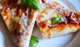Kvasová pizza