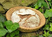 Kvasový chleba 1-2-3