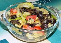 Václavkový salát