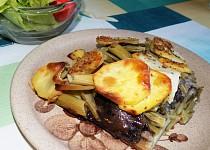 Václavky s fenyklem a bramborami