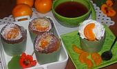 Bábovičky s mandarinkami