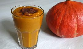 Dýňové smoothie na způsob pumpkin latté
