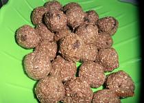 Jáhlové kuličky s kakaem