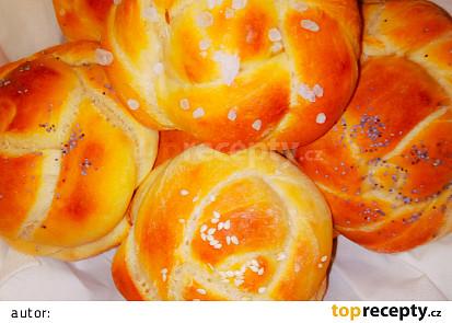 Kaiserky jako od pekaře