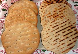 Polární chléb (severské chlebové placky)