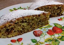 Pomerančový koláč podle Annabel Langbein