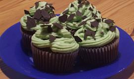 Barevné cupcaky