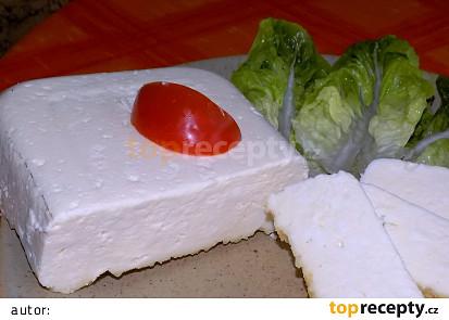 """Domácí tvrdý """"sýr"""""""