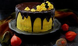Dýňový dort