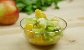 Ovocný salát s becherovkou