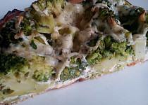 Gratinovaná brokolice