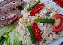 Tuřínový salát - na způsob bramborového