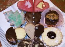 Vánoční cukroví - bezlepkové, výborné