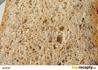 Zrníčkový kvasový chléb z DP