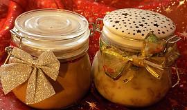 Jedlé dárečky...Rilletes a Krůtí paštika s brusinkami