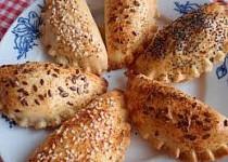 Kořeněné šátečky - slané pečivo