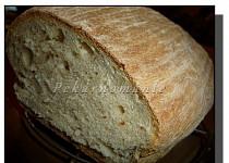 Podmáslový chléb s omládkem
