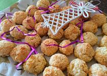 Rychlé nešlehané kokosky