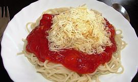 Špagety podle Lubora Kostelky