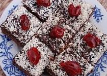 Dýňový koláč s polevou