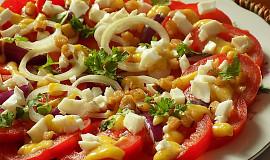 Obložená rajčata