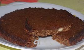 Čokoládové tofu brownies