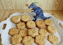 Dinosauří sušenky pro vnuky