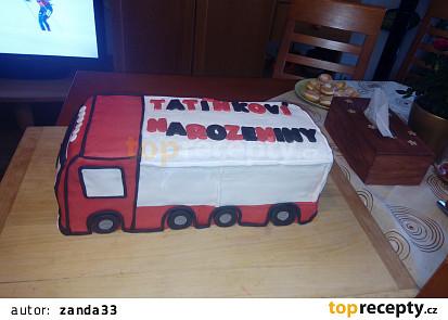 Dort kamion pro taťku 3D