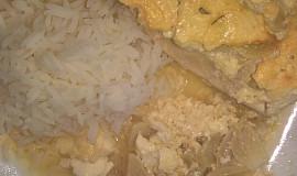 Kuře na jogurtu a česneku
