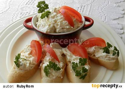 Pomazánka z camembertu