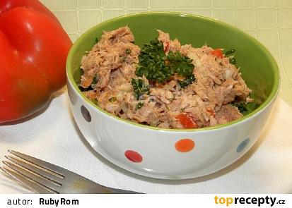 Rychlý tuňákový salát