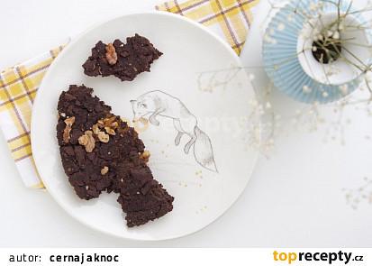 Black bean brownie