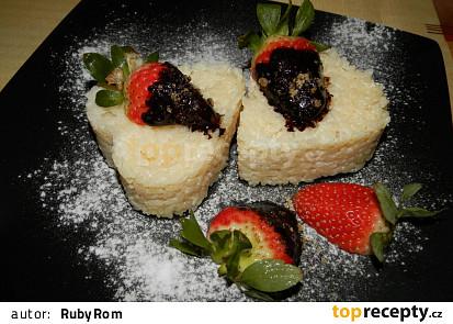 Dezert z mléčné rýže