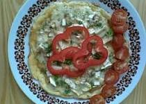 Hermelínová omeleta