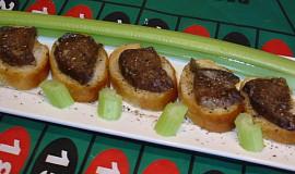 """Morkové """"Foie gras"""""""