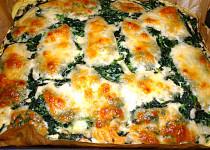 Špenátovo-sýrový koláč