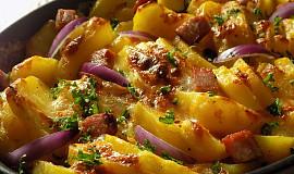 Tvarůžkové brambory