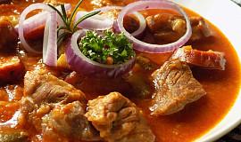 Vepřové maso se znojemskou chutí