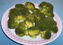 """Brokolice """"vařená"""" v mikrovlnce"""