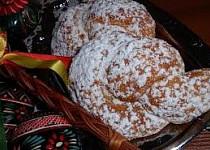 Jidáše z bramborového těsta