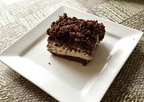 Krtkův dortík na plechu