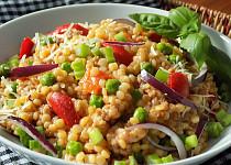 Mleté maso s tarhoňou a zeleninou