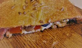 Překládaná pizza