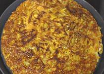 Selská bramborová omeleta