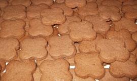 Škvarkovo-ořechové sušenky