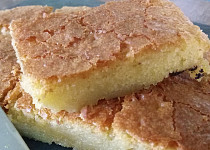 Špaldové blondies