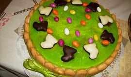 Velikonoční dort nepečený