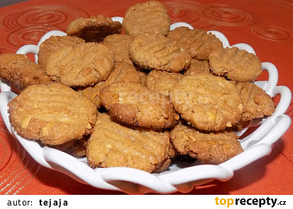 Arašídové sušenky II.
