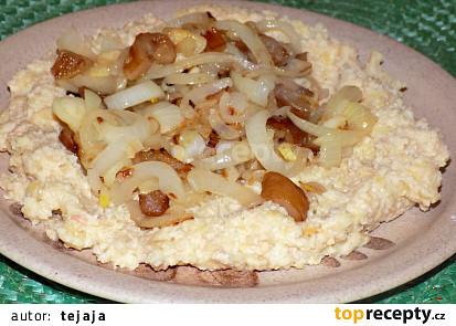Sojovo-bramborová kaše