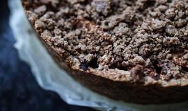 Apple pie (jablečný koláč) - vegan